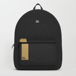 blk gld 2 Backpack