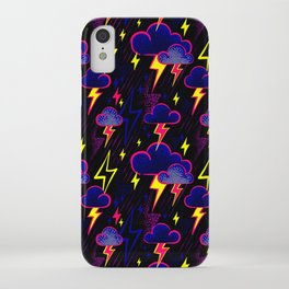 Lightning Storm iPhone Case