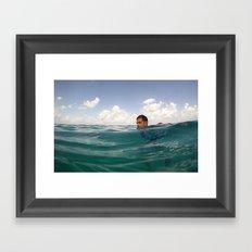 Cozumel Framed Art Print