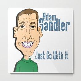 Adam sandler Metal Print
