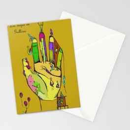Los viajes de Gulliver Stationery Cards