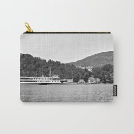 Sagamore Steamboat, 1900-1910 Carry-All Pouch