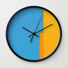 Parallel Worlds EA 001 Wall Clock