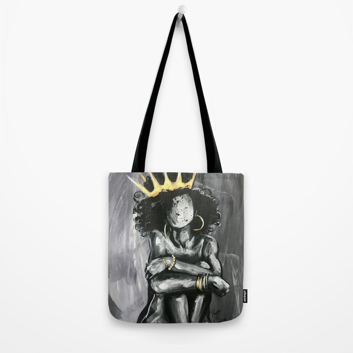 Naturally Queen IX Tote Bag