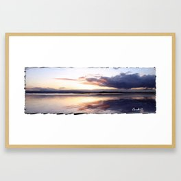 Shoreline Framed Art Print