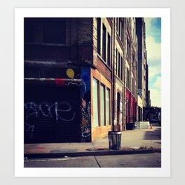 New York City Photograph Art Print