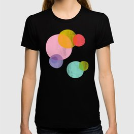 Rainbow Bubbles T-shirt