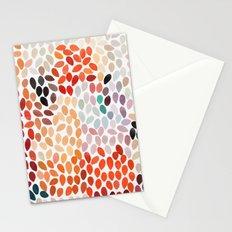 rain 4 Stationery Cards