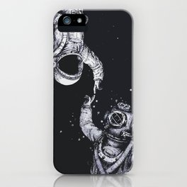 Contact iPhone Case