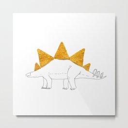 Stegodoritosaurus Metal Print