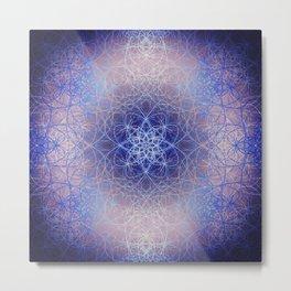 Symmetry 13: Big Bang Metal Print