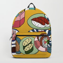 Kuru Kuru Sushi Train Backpack
