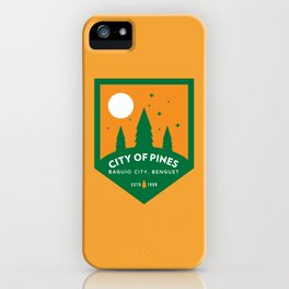 Baguio City, Philippines iPhone Case