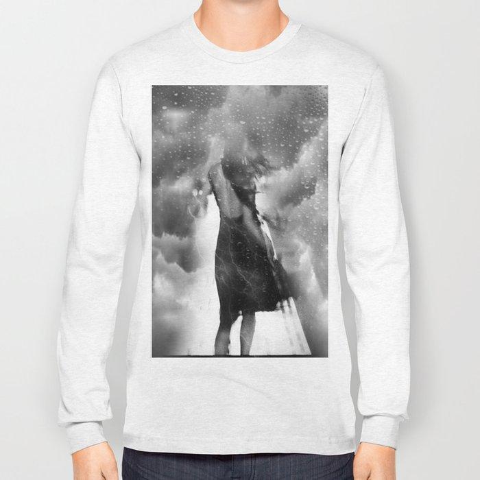 dans le vent et la pluie Long Sleeve T-shirt