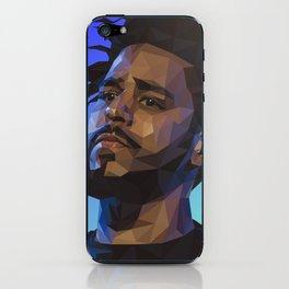 J. COLE iPhone Skin