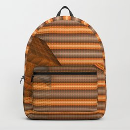 Cubes and jalousie Backpack