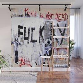 Punk is not dead Wall Mural