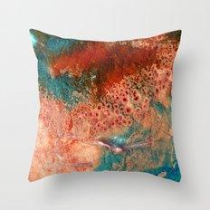 Barcelona Texture #1 Throw Pillow