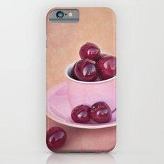 SUMMER CHERRIES iPhone 6s Slim Case