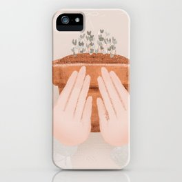 The Herbalist iPhone Case