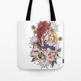 Jeanne D'Arc Tote Bag