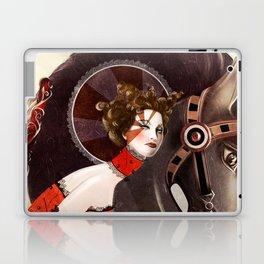 Amanda Palmer Six of Wands Laptop & iPad Skin