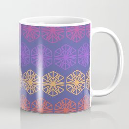 Vintage Kaleidoscope Coffee Mug