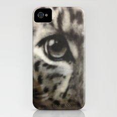 Leopard Eye iPhone (4, 4s) Slim Case