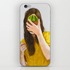 You're not mad enough iPhone Skin