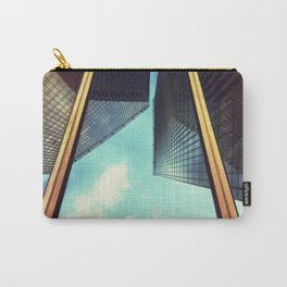 Building Reflections Carry-All Pouch