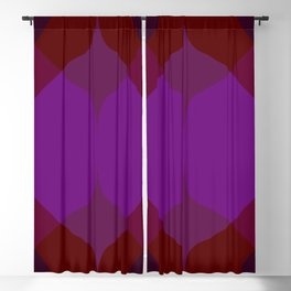 Groovy Blackout Curtain