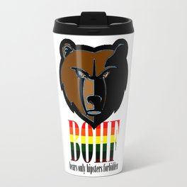 Bears only I Travel Mug