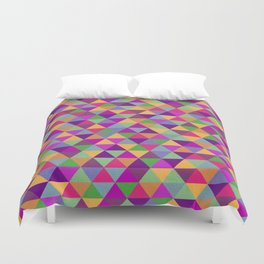 In Love with ▲ Duvet Cover