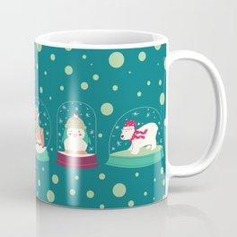 Snowglobes Coffee Mug