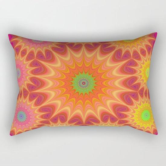 Children of the Sun Rectangular Pillow