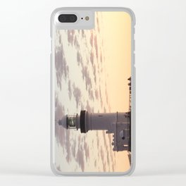 Daybreak at Byron Clear iPhone Case