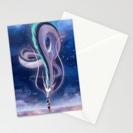 Spiritual friends Stationery Cards