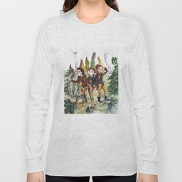 Sarmatian sisters Long Sleeve T-shirt