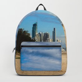 Broadbeach To Surfers Paradise Backpack