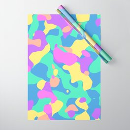 Camo color Wrapping Paper