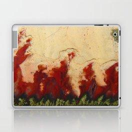 Christmas Tree Plume Agate Laptop & iPad Skin