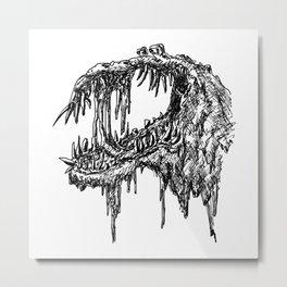 Mutagen Metal Print