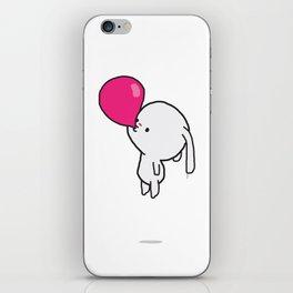 Mononoco with Bubble Gum  iPhone Skin