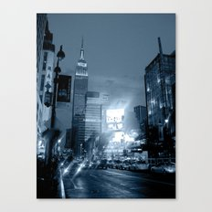 In 5 minutes Canvas Print