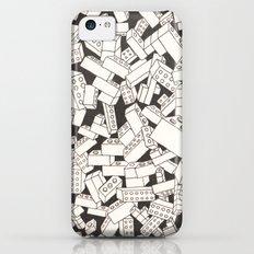 LEGO: Playwell.  iPhone 5c Slim Case