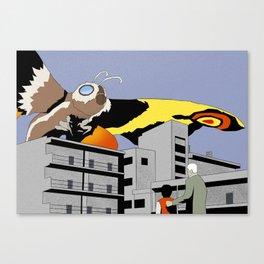 Godzilla: Tokyo SOS Canvas Print