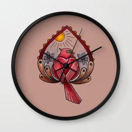 """""""CARDINAL"""" Wall Clock"""