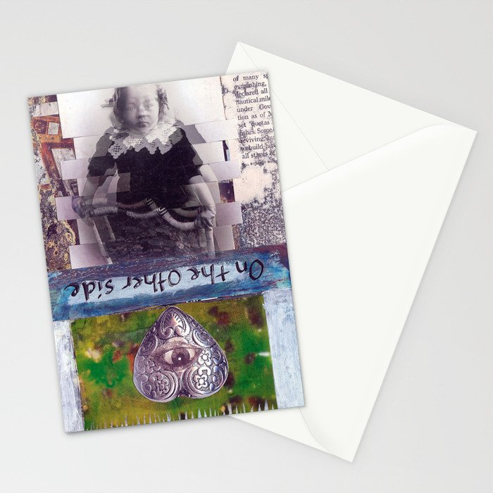 On the otherside Stationery Cards