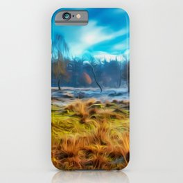Heide Art One iPhone Case