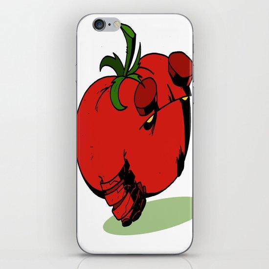 HellTomato iPhone & iPod Skin